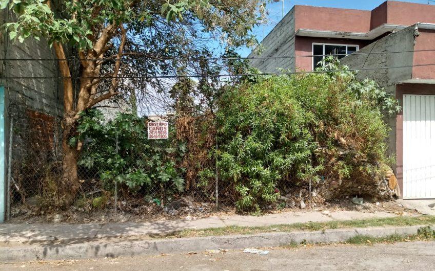 Terreno regular, todos los servicios, Jardines De Morelos